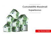 Cumulabilità massimali Superbonus, Ecobonus, Ristrutturazione facciata
