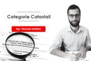 CATEGORIE CATASTALI: A B C D E F 2020 e differenze