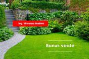 BONUS VERDE 2020 | la detrazione giardini e terrazze causale IVA