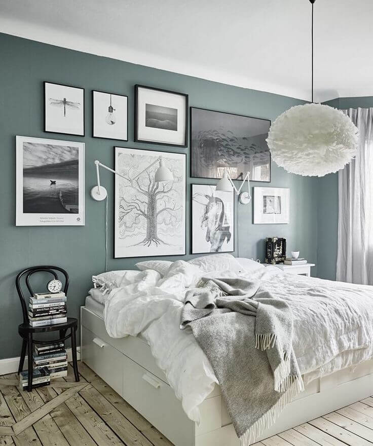 PAINT COLOR 2019: Ideas, Trendy Shades
