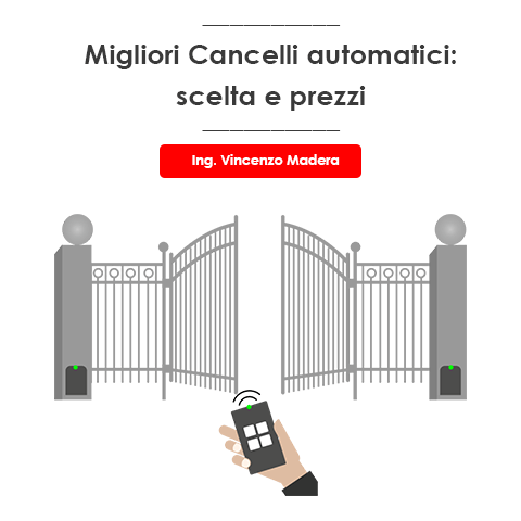 Dimensioni Cancello A Due Ante.Prezzo Cancelli Automatici Scelta Migliori Marche