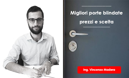 Migliori Porte Blindate 2020 Prezzi Detrazione E Scelta